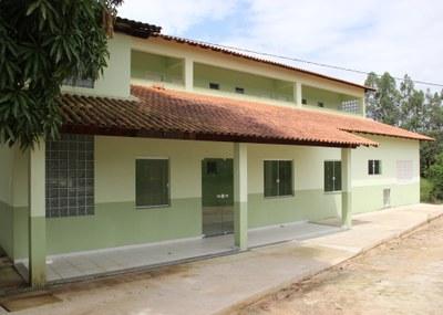 Alojamento feminino para 48 leitos do Campus Bom Jesus (2017). Origem da Receita: Recurso Extraorçamentário SETEC/MEC (R$ 193.911,91).