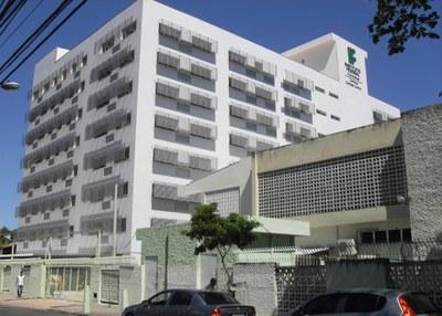 Bloco G do Campos Centro com 51 salas de aula, biblioteca, refeitório, 5 miniauditórios e 39 salas pedagógicas (2017). Origem da Receita: LOA (R$ 7.359.819,23); Recurso Extraorçamentário SETEC/MEC (R$ 1.571.636,41).
