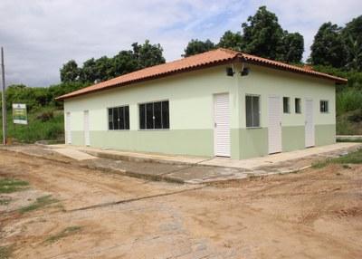 Casa de beneficiamento de mel do Campus Bom Jesus (2017). Origem da Receita: Emenda Parlamentar (R$ 270.457,39).