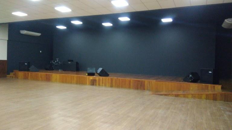 Auditório Itaperuna