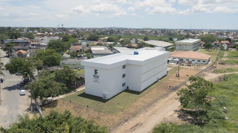 Bloco de Laboratórios do Campos Guarus