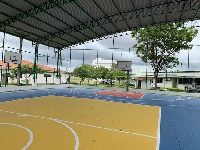 Reforma da quadra - Campos Guarus