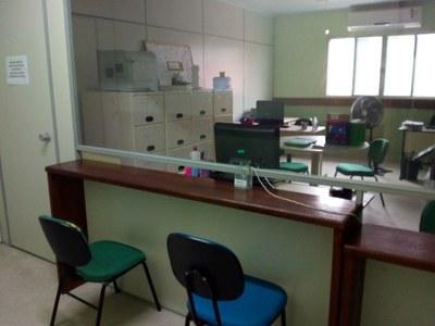 Instalação de divisórias nas salas de registro, coordenação e direção no Campus São João d Barra (2019). Valor R$ 57.898,76