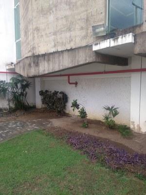 Instalação de combate a incêndio e pânico do Campus Campos Centro (2020). Valor R$: 829.396,63.