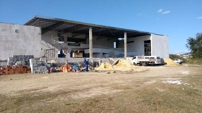 Conclusão da construção do Campus Itaboraí.