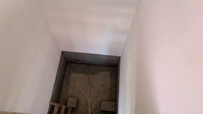 Obra de engenharia para adaptação do poço com instalação e fornecimento de elevador na Reitoria.