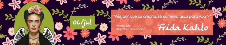 Aniversário da pintora mexicana Frida Kahlo (campi)