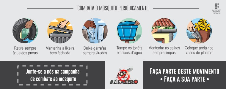 Banner Zika Zero