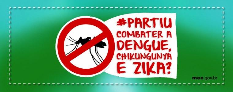 Campanha contra a dengue
