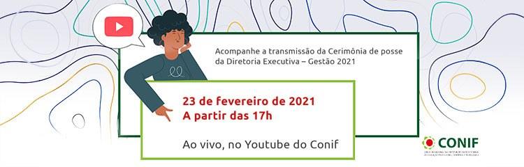 Conif terá posse virtual da Diretoria Executiva Gestão 2021