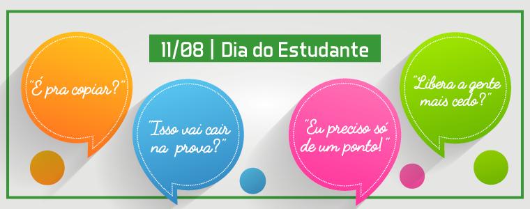 Banner Dia do Estudante