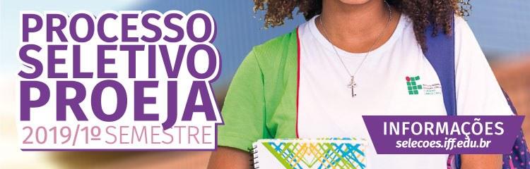 Divulgado edital para Cursos Técnicos na modalidade da Educação de Jovens e Adultos