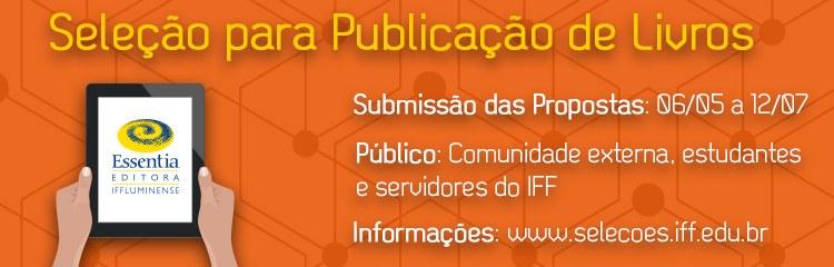 Essentia Editora recebe inscrições de propostas para publicação de livros
