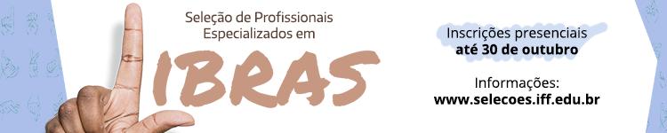 IFF abre inscrições para contratação de profissionais especializados em Libras 2