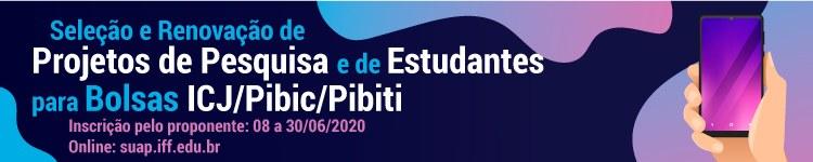 IFF abre inscrições para seleção de projetos de pesquisa e de estudantes bolsistas 2
