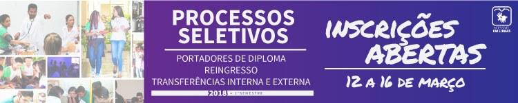 IFF abre vagas para reingresso, ingresso de portadores de diploma e transferências interna e externa