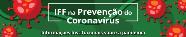 IFF na Prevenção do Coronavírus 2