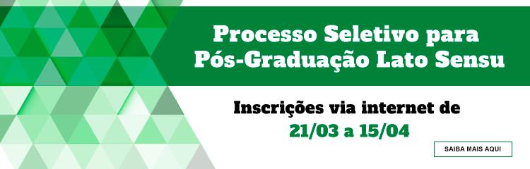 IFF oferece vagas para Pós-Graduação gratuita em quatro áreas