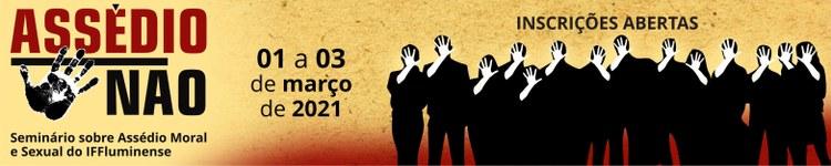 IFF realiza Seminário Virtual sobre Assédio 2