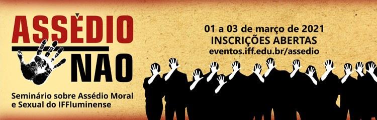 IFF realiza Seminário Virtual sobre Assédio
