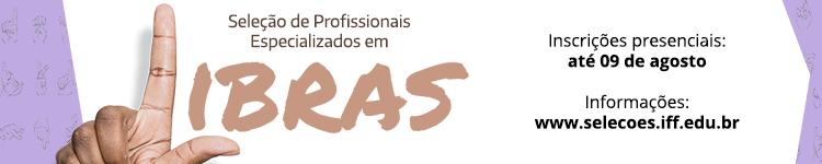 IFF vai selecionar profissionais especializados em Libras