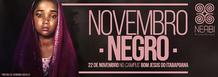 Inscrições para o Novembro Negro começam nesta quarta-feira e vão até domingo, dia 19