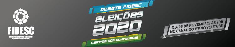 Instituições de ensino superior promoverão debate com candidatos à prefeitura de Campos-RJ 2