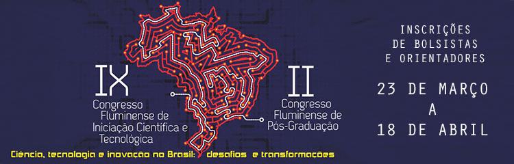IX Confict recebe inscrições de bolsistas e orientadores