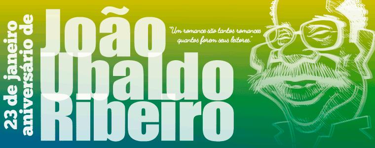 Banner João Ubaldo Ribeiro