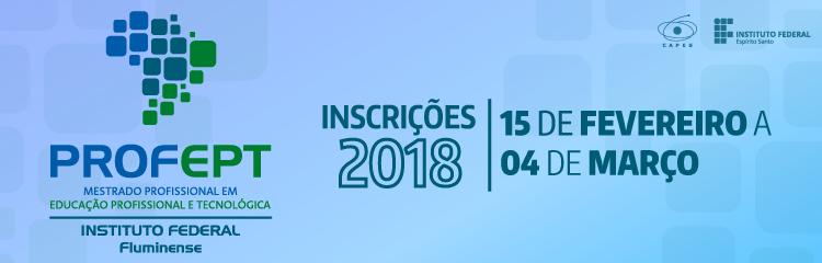 Mestrado em Educação Profissional e Tecnológica abre 820 vagas para todo o Brasil