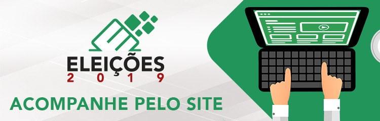 Página de Acompanhamento das Eleições IFF 2019
