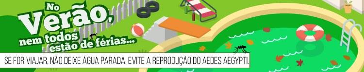 Campanha contra o mosquito Aedes aegypti