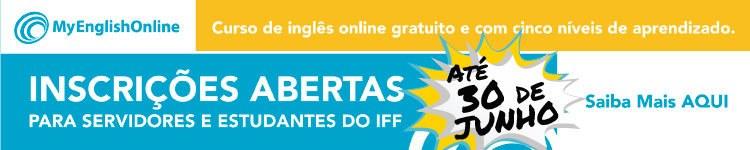 Servidores e estudantes do IFF podem se inscrever para Curso de Inglês online gratuito