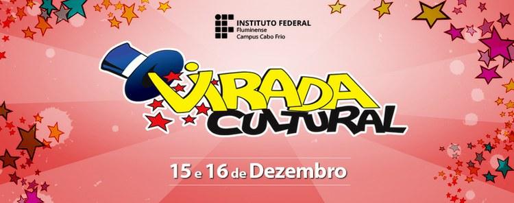 Virada Cultural Campus Cabo Frio