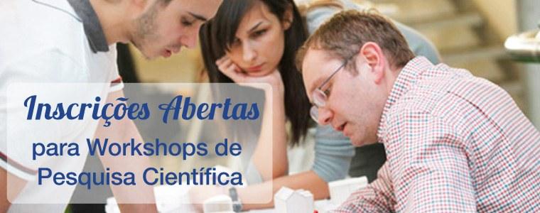 Workshop Pesquisa Científica