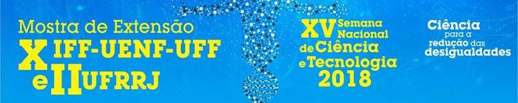 X Mostra de Extensão IFF-Uenf-UFF e II UFRRJ debaterá as Desigualdades Sociais