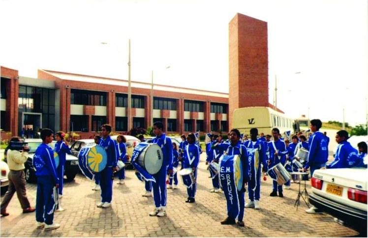 Macaé - inauguração do campus