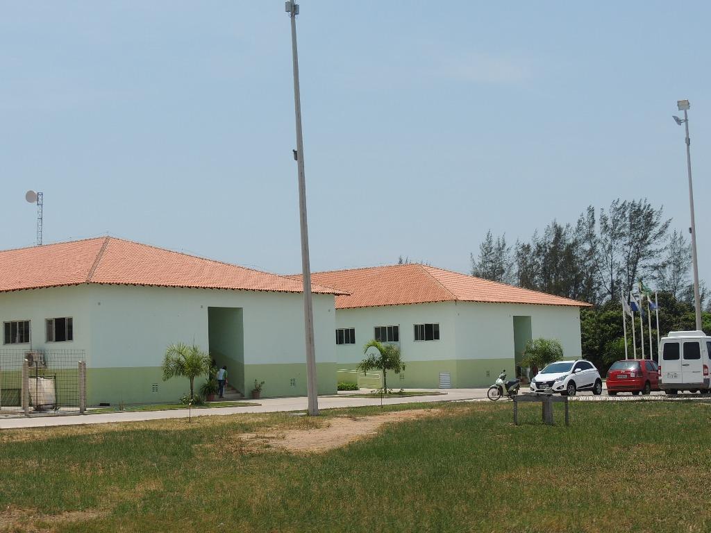 São João da Barra - área externa