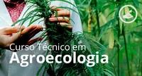 Capa do Curso Técnico em Agroecologia