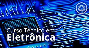 Capa do Curso Técnico em Eletrônica
