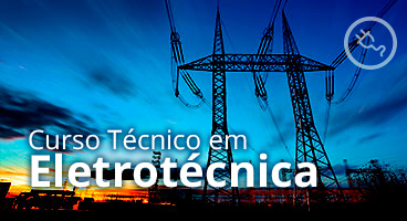 Capa do Curso Técnico em Eletrotécnica