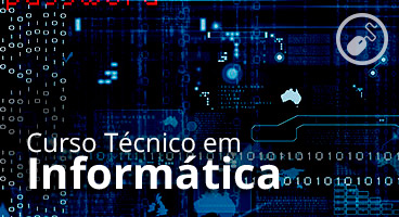 Capa do Curso Técnico em Informática