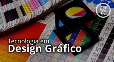 Capa do Curso de Tecnologia em Design Gráfico