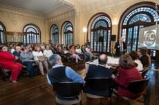 IFF esteve presente no encontro, que aconteceu no Rio de Janeiro.
