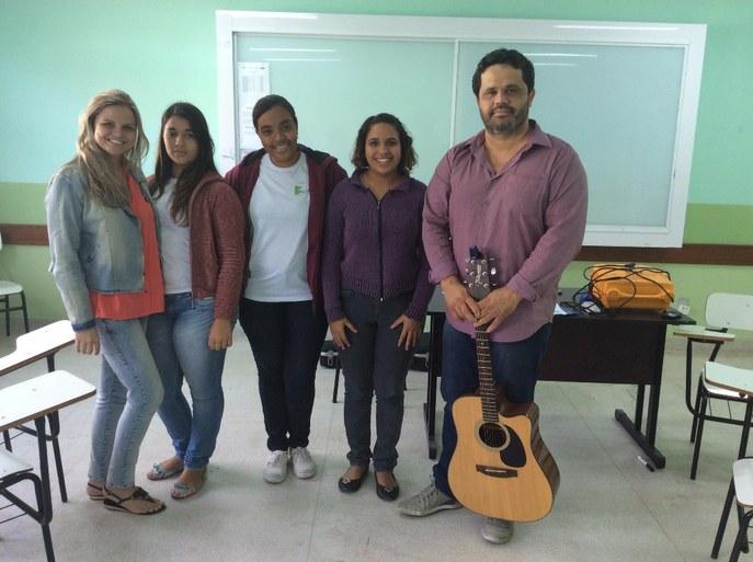 Seleção de novos bolsistas para o Coro Jovem no campus São João da Barra