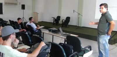 I Encontro de Astronomia no IFF Quissamã (2013)