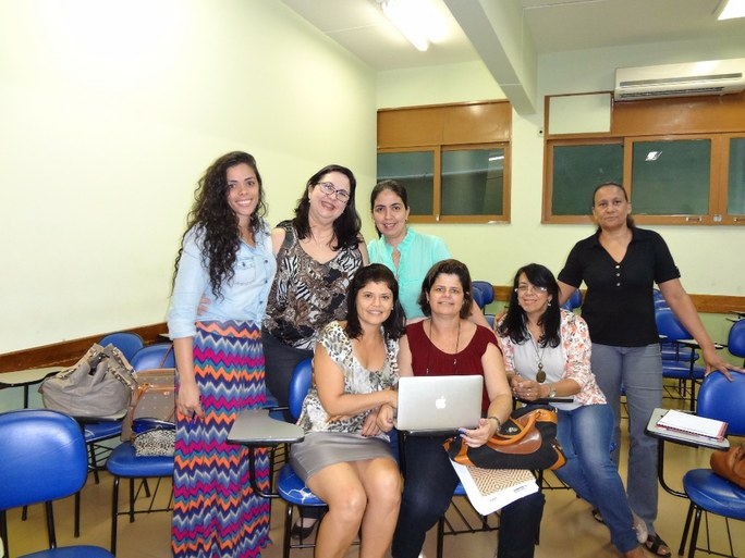 Foto 18 – Equipe campus Campos Centro.