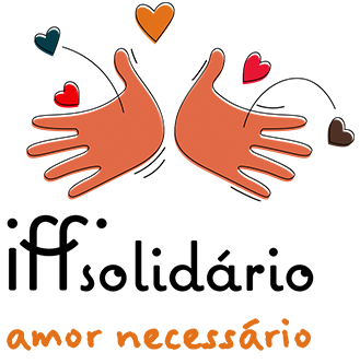 Marca do IFF Solidário