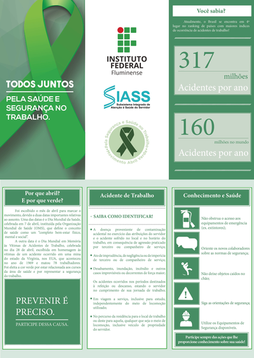 Folder Siass Abril Verde