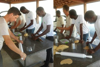 Moçambicanos em Bethânia